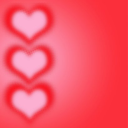 Liefdeskaart I love you! - BK 2