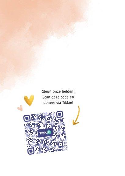 Make-A-Wish blijf dansen dansen maakt je gelukkig roze 2