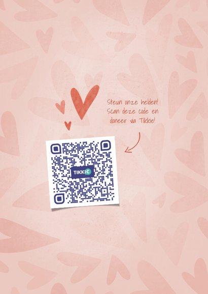 Make-A-Wish kaartje veel liefs en een dikke knuffel 2
