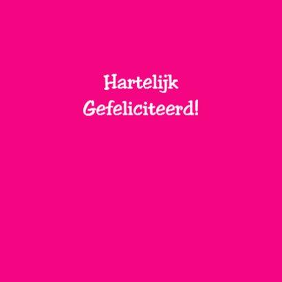 Meisje roze 3