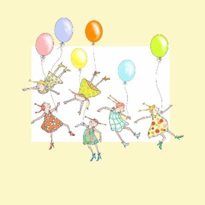 Meisjes met ballonnen 2