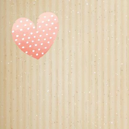Mo Cards felicitatie verjaardagskaart lief met hart - vrouw 2
