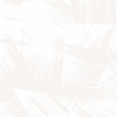 Moderne vierkante kerstkaart met foto rood 2