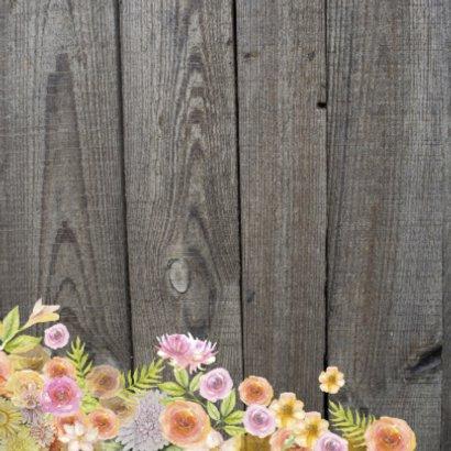 moederdag hart bloemen 2