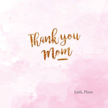 Moederdag - mom you are amazing 3