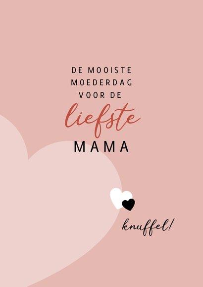 Moederdag Wij delen de liefste mama 3