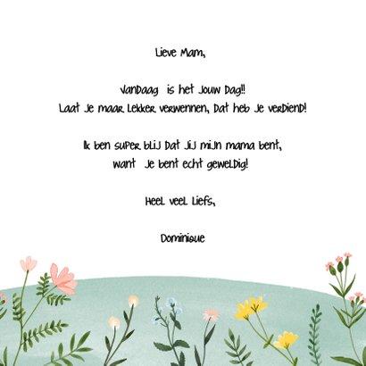 Moederdagkaarten | Mama je bent geweldig 3