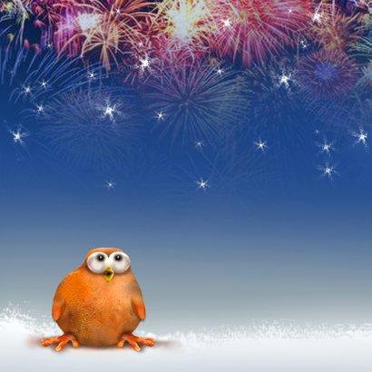 Nieuwjaar met Ptie Foe! 2