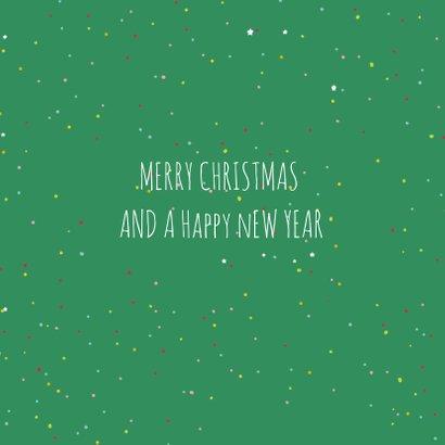 Nieuwjaar Vespa met kerstboom a 3