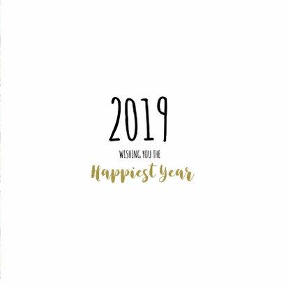 Nieuwjaarskaart 2018 Vuurwerk 3