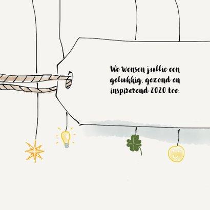 Nieuwjaarskaart Inspiratie 2