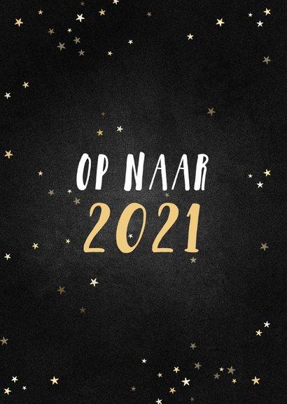 Nieuwjaarskaart terugblik op 2020 fotocollage polaroid 2