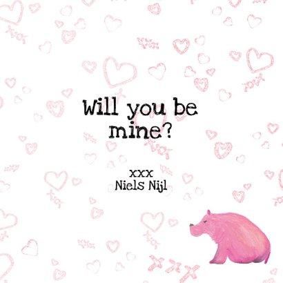 Nijlpaard is verliefd 3