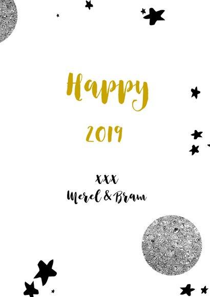 Nieuwjaarskaart grappig - OMG New Year again 3