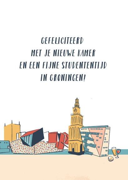 Op kamers in Groningen 3