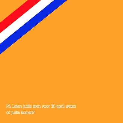 Oranje boooooven - DH 2