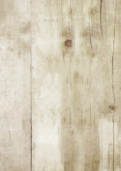 Paashaas hout en foto 2