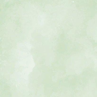 Paaskaart bloemenkrans 2