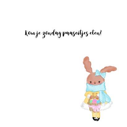 Pasen. Miss Bunny 3