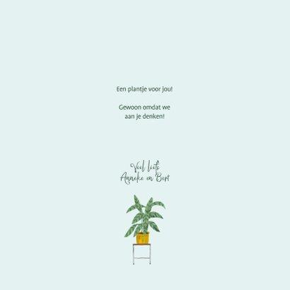 Planten en panter sterktekaart 3