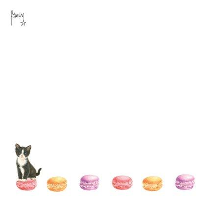 Poesjes en Macarons Happy Birthday 2
