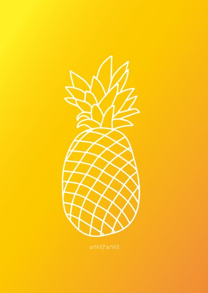 Quote pineapple 2