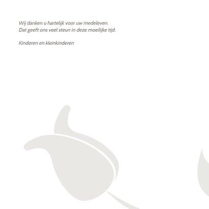 rouw tulp in memoriam 2