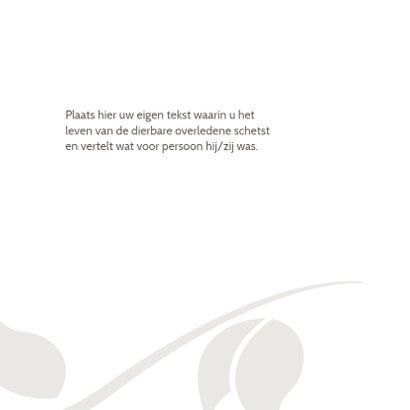 rouw tulp in memoriam 3