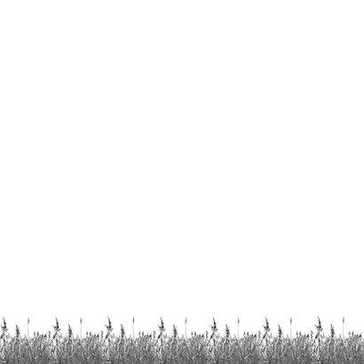 Rouwkaart bomen - lb 2