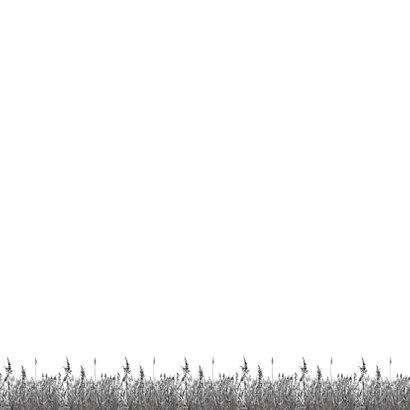 Rouwkaart bomen - lb 3