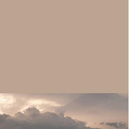 Rouwkaart wolken - SK 2