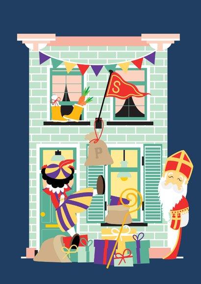 Sint en Piet komen bij je langs! 2