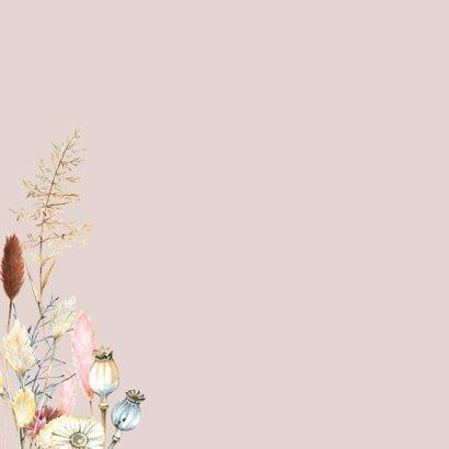 Sterkte droogbloemen 2