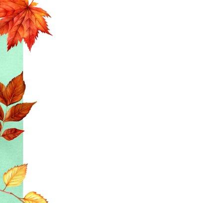 Sterkte herfstbladeren 2