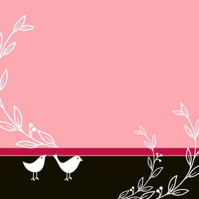 Sterkte Roze bloemen 2