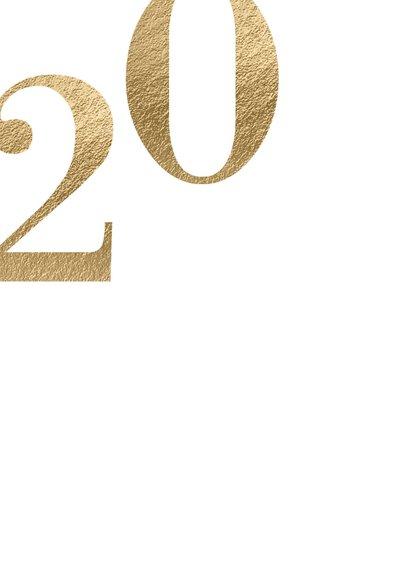 Stijlvolle zakelijke kerstkaart 2020 2