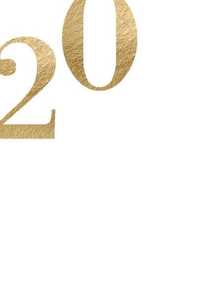 Stijlvolle zakelijke kerstkaart 2021 2