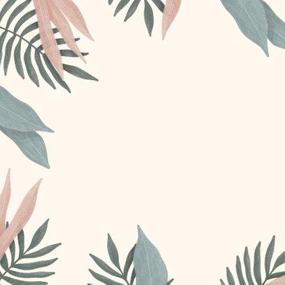 Succes met examen botanisch bladeren pastel 2