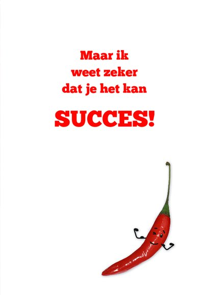 Succes Pittige Pepers 3