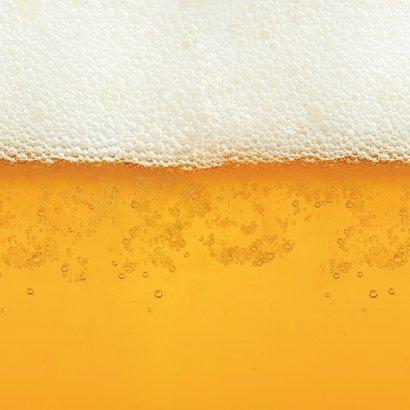 Tijd voor een biertje! - vriendschapkaart 2