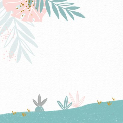 Tropical moods in pastel 2