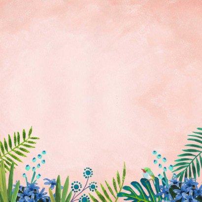 Tropisch Meisje Verjaardag 3