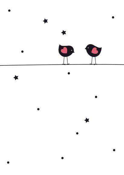 Tweeling meisjes vogeltjes op ballon 2