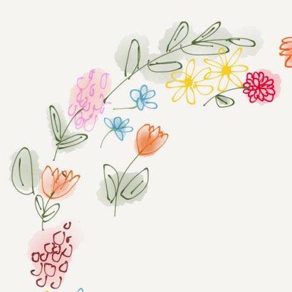 Uitnodiging Bloemenkrans 2
