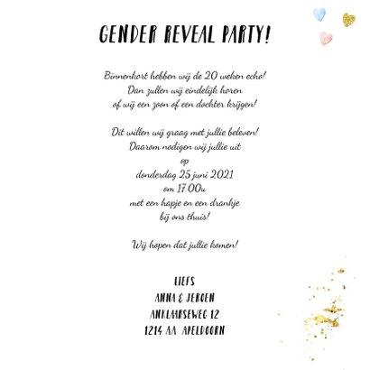 Uitnodiging boy or girl 3