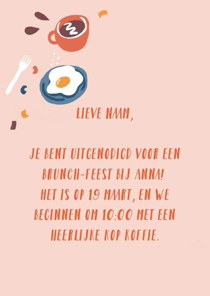 Uitnodiging brunch 2