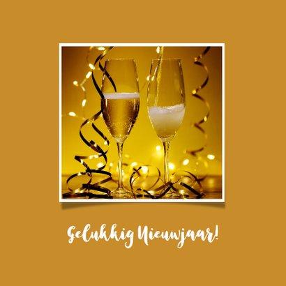 Uitnodiging Champagne Nieuwjaarsborrel 2
