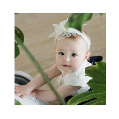 Uitnodiging eerste verjaardag kind - 12 maanden kaart 2