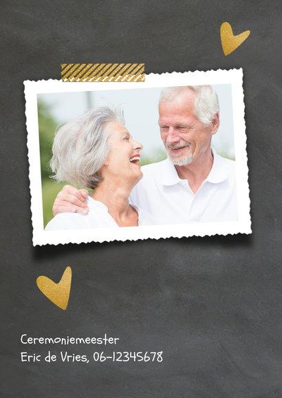 Uitnodiging Gouden huwelijk - LO 2