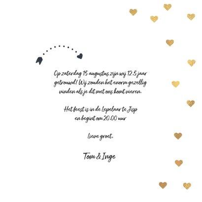 Uitnodiging huwelijk 12,5 jaar ballon 3